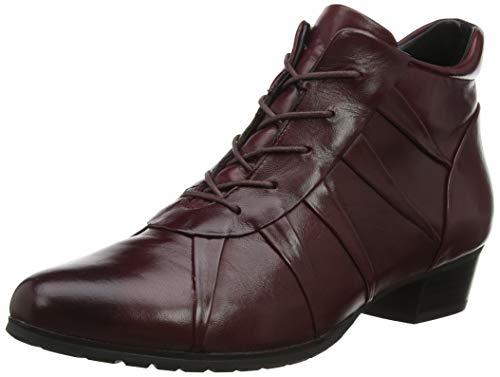 Gerry Weber Shoes Damen Carmen 16 Stiefeletten, Rot (Bordo Mi12 410), 39 EU