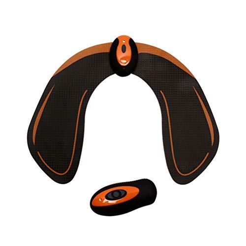 VORCOOL Hüfte-Trainer, intelligenter EMS-Hüfte-Trainer-Kolben-Vergrößerer Untere Muskel-Toner-Körper-Former-Hintern-anhebende Hüften-Trainings-Maschine mit USB-Aufladung
