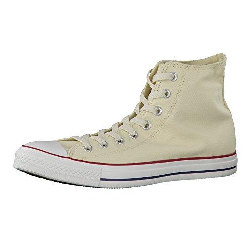 Converse Unisex-Erwachsene Sneakers Chuck Taylor All Star M9162 High-Top, Beige (Elfenbein), 37 EU