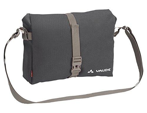 VAUDE Radtasche ShopAir Box, phantom black, One Size, 126986780