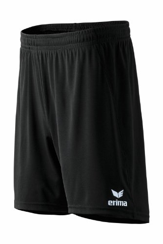 Erima Kinder RIO 2.0 Shorts, schwarz, 164 (UK 28) (Sport Gr 3)