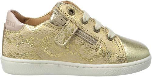 Bisgaard Mädchen Tilde Sneaker, Gold (Gold Snake 2201), 30 EU