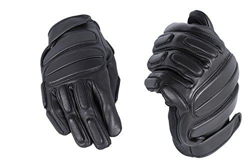 TacFirst Einsatzhandschuh SEK 1 Handschuhe, Schwarz, L