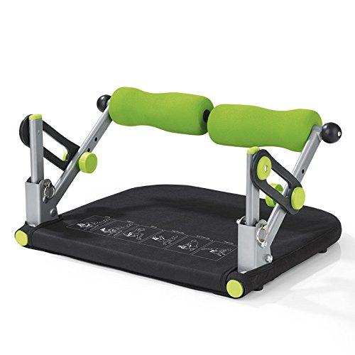 VITALmaxx Trainingsgeräte für Rücken, Beine und Ganzkörper   Sehr effektives, aktives Training zur Aktivierung des Kreislaufs und zur Muskelstimulation (SWINGmaxx 5-in-1)