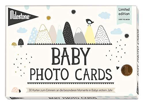 Milestone Cards Limited Edition - Over the moon für die einzigartigen Momente 30 Karten …