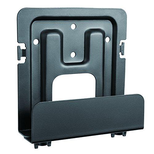 LogiLink BP0049 Universelle Halterung für Media Player, Festplatten, Kabel, Satboxen schwarz