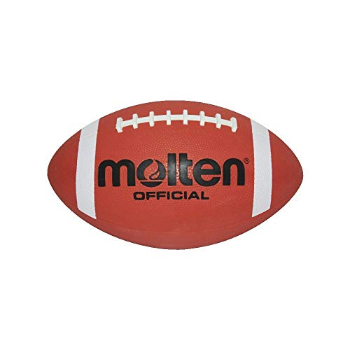 Molten Kinder American AFR Junior Football, Brau, one Size