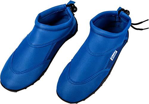 Cressi Unisex Jugend Coral Shoes With Laces Umwickelnde Schuhe: leicht und für Kinder und Jugendliche geeignet, Royal Blau, 28