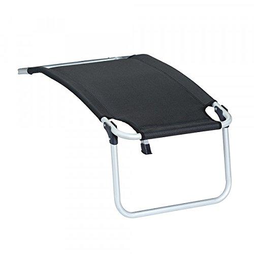 Unbekannt Isabella BEINAUFLAGE Dunkelgrau für Stuhl Thor - Vertrieb durch Holly Produkte STABIELO
