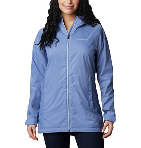 Columbia Women's Switchback Lined Long Jacket, Velvet Cove, Medium