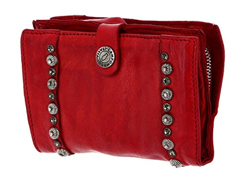 Campomaggi Wallet M Rosso