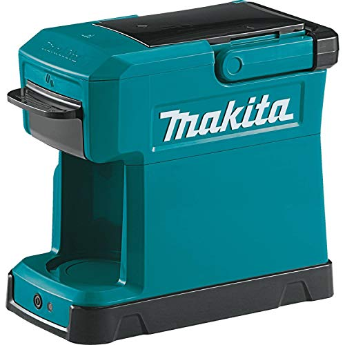 Makita DCM501Z Kaffeemaschine 18 V (ohne Akku, ohne Ladegerät)