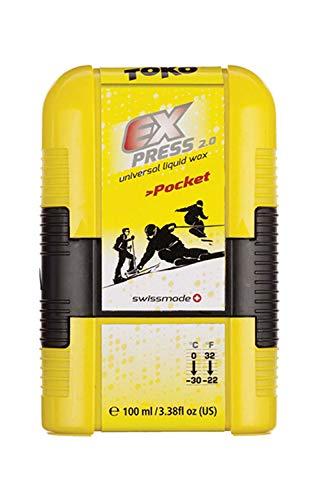 Toko Express Pocket Skiwachs, Mehrfarbig, One Size