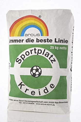 arcus Sportplatzkreide 25 kg/ Sack