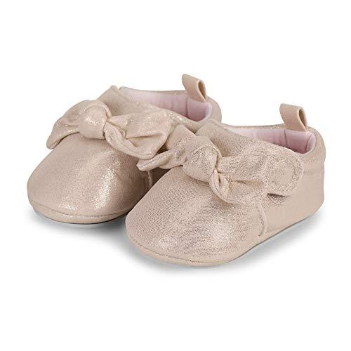Sterntaler Mädchen Baby-Schuh Slipper, Pink (Zartrosa 707), 18 EU