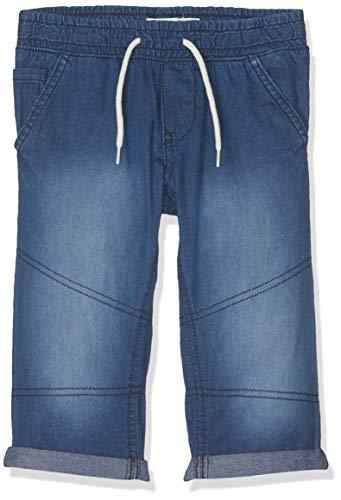 NAME IT Jungen Shorts Nkmryan Dnmaben 3051 Knickers Noos, Blau (Dark Blue Denim), (Herstellergröße: 140)