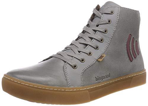 Bisgaard Unisex-Kinder 63102218 Hohe Sneaker, Grau (429 Grey), 30 EU