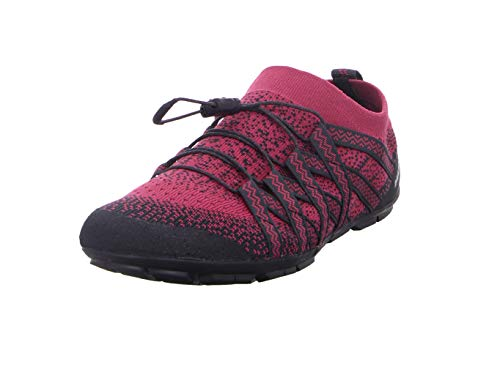Meindl Damen Pure Freedom Schuhe, Viola-anthrazit, UK 6.5