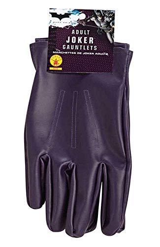 Horror-Shop Joker Handschuhe als Kostüm Zubehör aus Batman - The Dark Knight