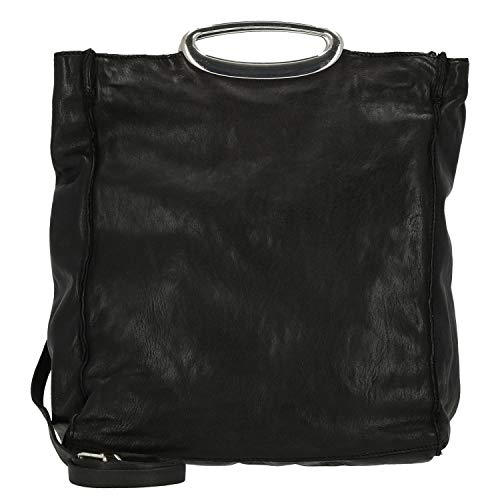 Campomaggi Shopping Bag 36 cm Black