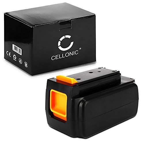 CELLONIC® Premium Akku (36V, 2Ah, Li-Ion) kompatibel mit Black & Decker CLMA4820L2, GLC3630L20, GTC36552PC, GWC3600L20, STB3620L - BL2536, BL1336, LBXR36 Ersatzakku Batterie Werkzeugakku