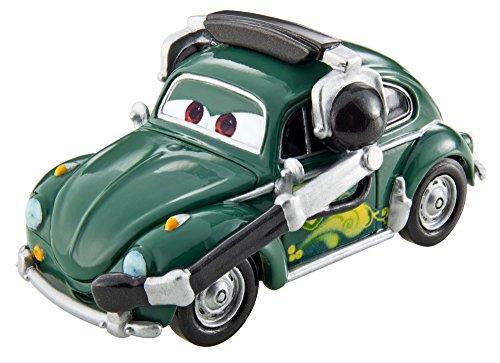 Modelle Auswahl Auto | Disney Cars 3 | Cast 1:55 Fahrzeuge | Mattel, Typ:Cruz Besouro