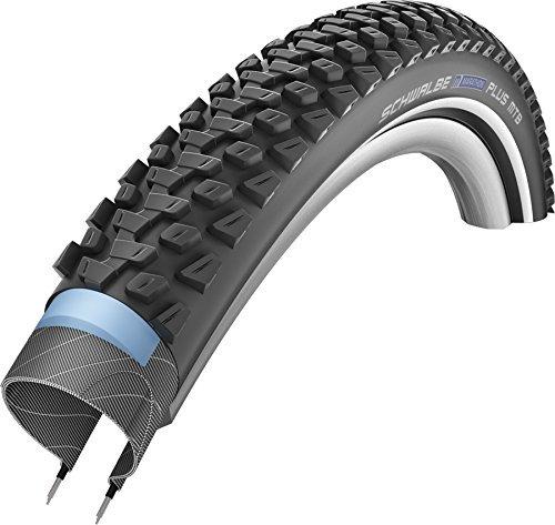 Schwalbe Reifen Marathon Plus MTB 27.5 x 2.10, schwarz, 54-584
