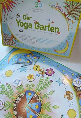 Der Yoga Garten: The Yoga Garden Game. Kinderyoga-Brettspiel in Ravensburger-Spiele-Qualität