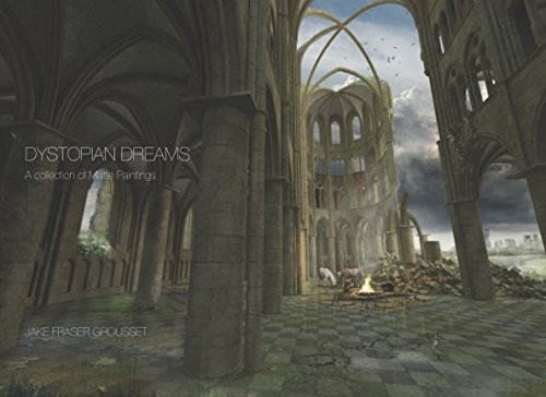Dystopian Dreams: A Collection of Matte Paintings