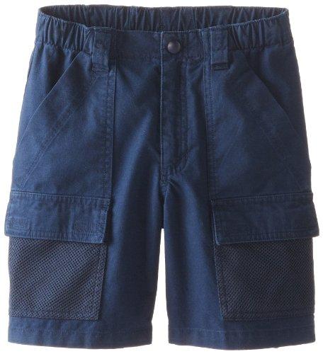 Columbia Sportswear Junge die Half Moon Shorts (Jugend), Stiftskirche Marine, X-Small