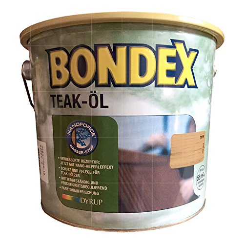 Bondex Teak-Öl 0,75 l farblos