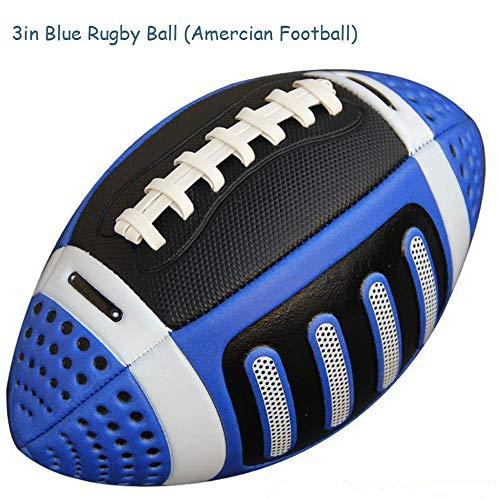 JHKLDSUJ Größe 3 Rugby Ball Sport Entspricht Dem Standardtraining Rugby Street