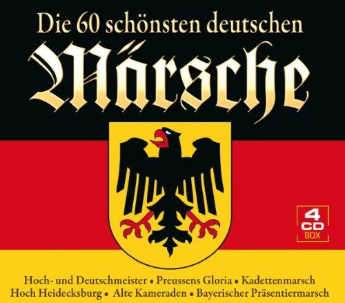 Die 60 Schönsten Deutschen Märsche