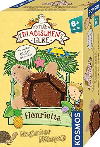 KOSMOS 698928 Die Schule der magischen Tiere Henrietta Nähspaß