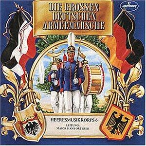 Die Grossen Deutschen Armeemärsche