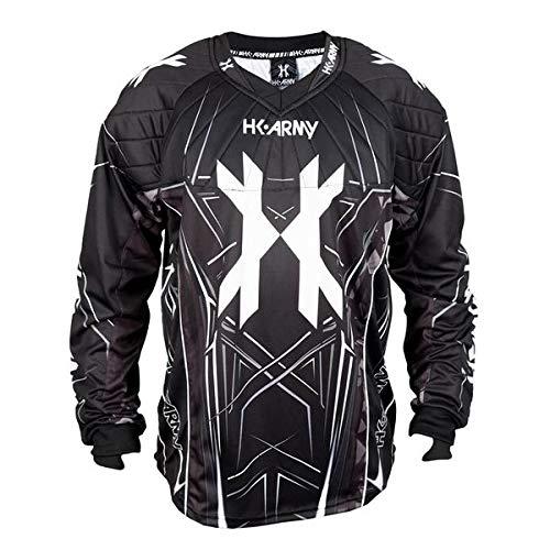 HK Army Paintball Trikot HSTL Line Jersey schwarz/grau, Größe:XXXL