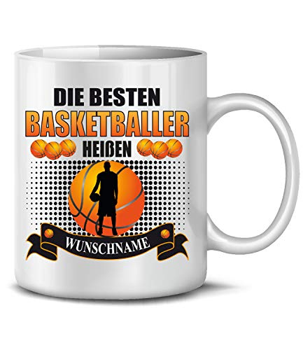 Golebros Basketballer Wunschname Fan Fanartikel Tasse Becher Kaffeetasse Kaffeebecher Artikel Geschenke Geburtstag Geschenkidee Geschenkartikel