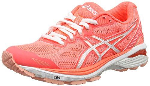 ASICS Damen GT-1000 5 Laufschuhe, Pink (Coral Pink), 37.5 EU