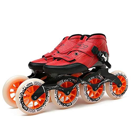 Inline-Skates für Erwachsene - Sport Inline-Skates Stilvolles Design Anfänger-Rollschuhe für Jungen und Mädchen
