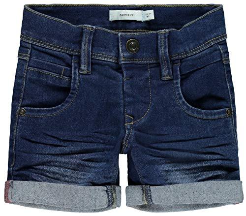 NAME IT Jungen Jeans Shorts 128/8 Jahre