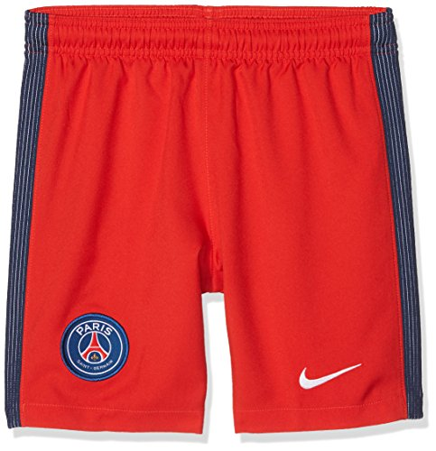 Nike PSG YTH HA3 Stadium Short - Kurze Hosen Paris Saint Germain Rot - M - Unisex