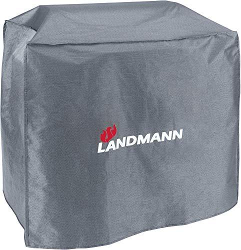 Landmann Premium Wetterschutzhaube Ardor 15721 Schutzhaube, grau