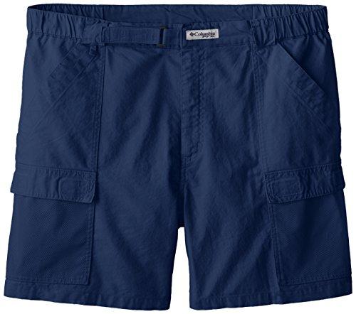 Columbia Sportswear Herren Half Moon II Shorts, Carbon, 4X-Bottom