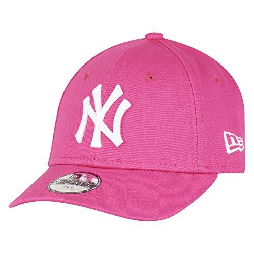 New Era New York Yankees - Kids 9forty Adjustable - MLB League - Pink/White - Child