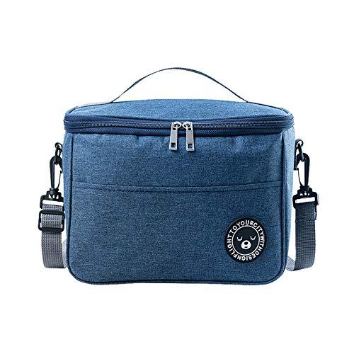 kühltasche 5.5L,kühltasche klein,Kühltasche Faltbar,Kühltasche Picknicktasche ,Lunchtasche,tragbare kühltasche,Geeignet für Reisen Picknick Wandern Grillen.