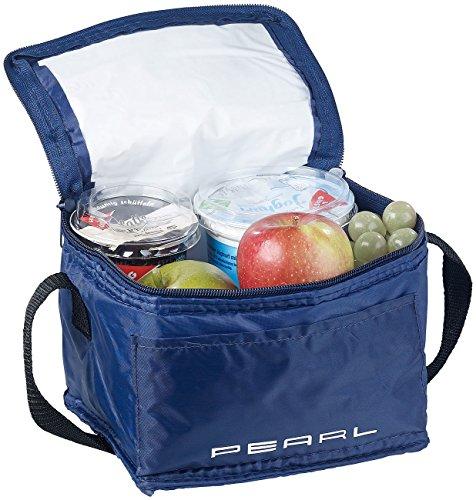 PEARL Kleine Kühltasche: Isolierte Mini-Kühltasche mit Tragegurt, 2,5 Liter (Thermotasche klein)