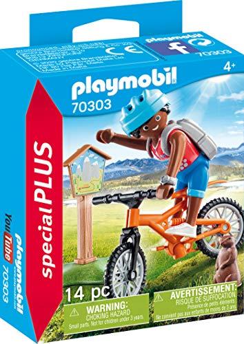 PLAYMOBIL Special Plus 70303 Mountainbiker auf Bergtour, ab 4 Jahren