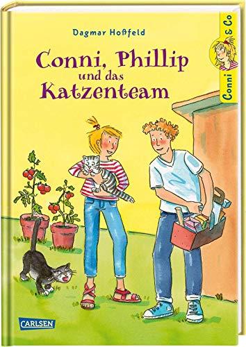 Conni & Co 16: Conni, Phillip und das Katzenteam (16)