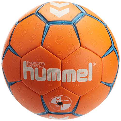 hummel hmlENERGIZER HB-Handball Sport, Orange/Blau, 0