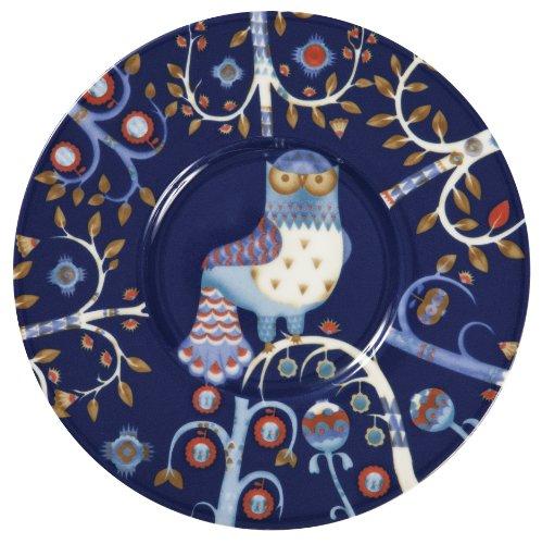 Iittala Taika Untertasse, 15,2 cm blau